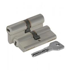 Цилиндровый механизм CISA ASIX OE300-13.12 (70 мм/30+10+30) никель