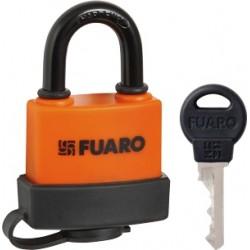 "Замок навесной FUARO PL-3640 (40 мм) 3 ""англ.""кл. БЛИСТЕР"