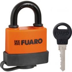 "Замок навесной FUARO PL-3650 (50 мм) 3 ""англ.""кл. БЛИСТЕР"
