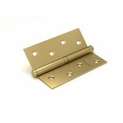 Петля съемная FUARO 413-4 100x75x2,5 SB мат. золото левая