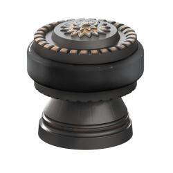 Упор дверной Armadillo (Армадилло) DH062 CL/ABL-18 Темная медь