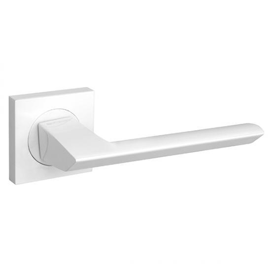Ручка раздельная Fuaro (Фуаро) SAMPLE KM WH-19 белая