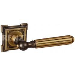 Ручка дверная RENZ «СТЕЛЛА» DH 68-19. CF кофе