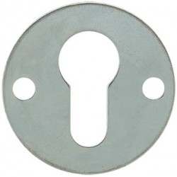 Накладка CISA 06.472.40 под броненакладку 06470 (цинк) 2 мм