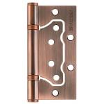 Петля универсальная без врезки FUARO 500-2BB/BL 100x2,5 AC (медь) БЛИСТЕР