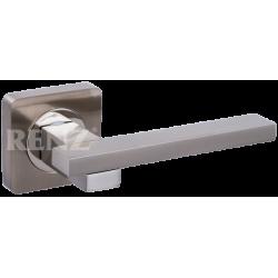 Ручка дверная RENZ «НЕАПОЛЬ» DH 52-02. SN никель матовый