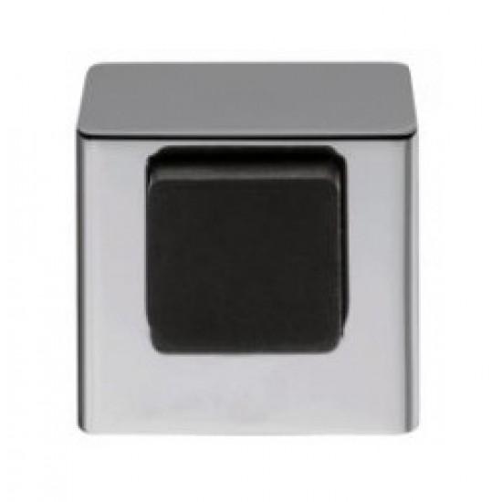 Ограничитель дверной напольный COLOMBO LC112 хром (CROMO)
