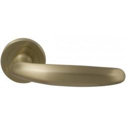 Ручка раздельная M.B.C. ELITE (ROSET) матовое золото