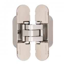 Петля скрытой Armadillo (Армадилло) установки с 3D-регулировкой 9540UN3D SN Мат никель