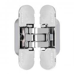 Петля скрытой Armadillo (Армадилло) установки с 3D-регулировкой 9540UN3D CP Хром