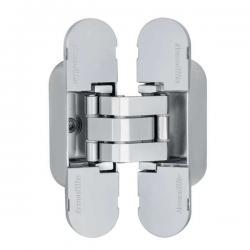 Петля скрытой Armadillo (Армадилло) установки с 3D-регулировкой 9540UN3D SC Мат хром