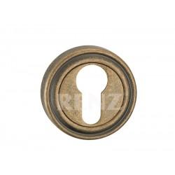 Накладка на цилиндр RENZ ET 16. OB бронза состаренная