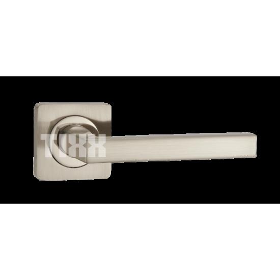 Ручка дверная TIXX «МАЙОРИ» DH 222-05. SN никель матовый