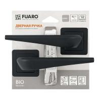 Ручка раздельная Fuaro (Фуаро) BIO XM/HD BL-24 черный