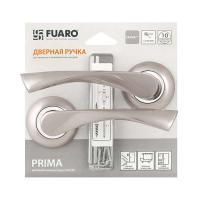 Ручка раздельная Fuaro (Фуаро) PRIMA RM/HD SN/CP-3 матовый никель/хром