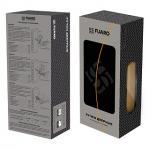 Ручка раздельная FUARO LINDA RM SC/CP-16 матовый хром/хром