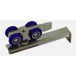 Комплект роликов для раздвижных дверей RENZ DR04