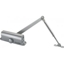 Доводчик дверной морозостойкий ARMADILLO LY4 85 кг (алюминий)