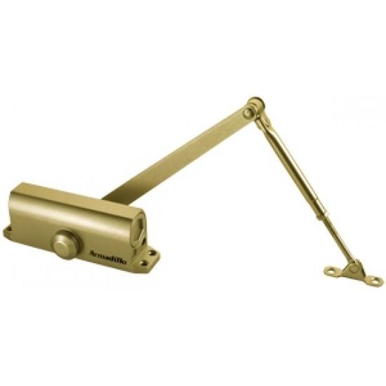 Доводчик дверной морозостойкий ARMADILLO LY5 120 кг (золото)