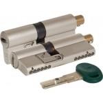 Цилиндровый механизм под вертушку MOTTURA C31F363601C5 (72 мм/31+10+31) МАТ.НИКЕЛЬ