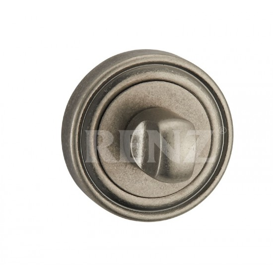 Завертка к ручкам RENZ BK 16. SL серебро античное