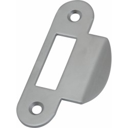 Ответная планка AGB B01000.15.34 матовый хром