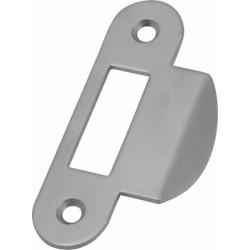 Ответная планка AGB B01000.13.34 матовый хром