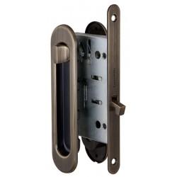 Набор для раздвижных дверей ARMADILLO SH011-BK AB-7 Бронза