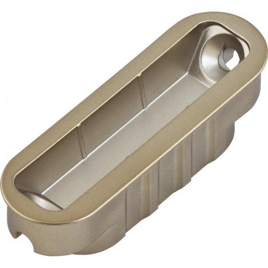 Ответная магнитная планка AGB Minimal (античная бронза) B01402.05.12 для Mediana Polaris