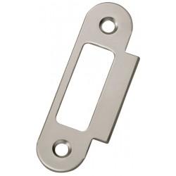 Ответная планка AGB B01402.15.06 ник. дверь 35 мм (пласт. вкл. Easy Matic B01402.16/17 выпис. отд.)