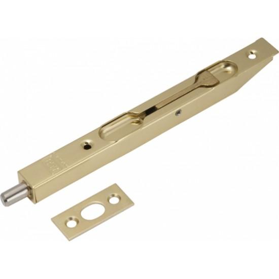 Упор торцевой дверной AGB D00320.15.03 латунь