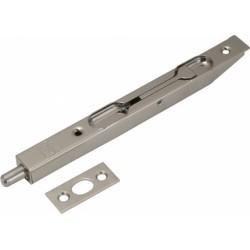 Упор торцевой дверной AGB D00320.15.06 никель