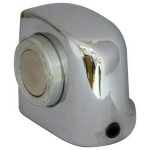 Упор дверной магнитный ARMADILLO MDS-003ZA CP Хром