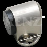Ограничитель дверной напольный RENZ DS 31. SN никель матовый
