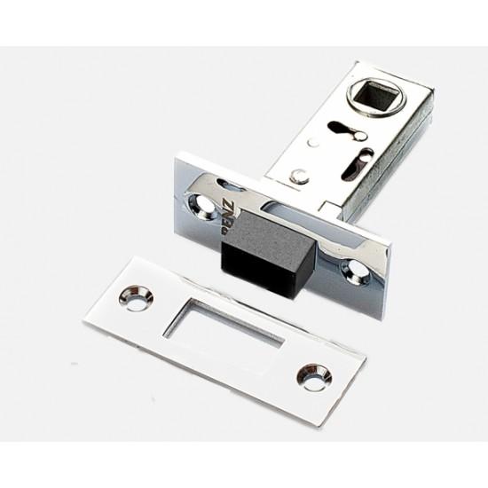 Защелка дверная магнитная RENZ Magn 5-50 С хром.бл.