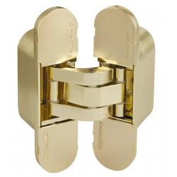 Петля скрытой установки ARMADILLO с 3D-регулировкой UNIVERSAL 3D-ACH 60 SG Мат. золото