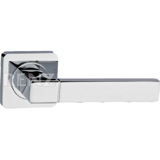 Ручка дверная RENZ «МИЛАН» DH 51-02 хром блестящий