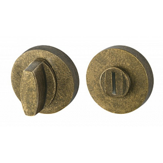 Ручка поворотная ARMADILLO WC-BOLT BK6/URB OB-13 Античная бронза