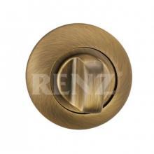 Завертка к ручкам RENZ BK (N) 08. AB бронза античная
