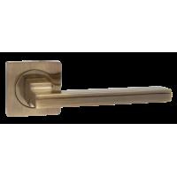 Ручка дверная PUERTO AL 514-02. AB бронза античная