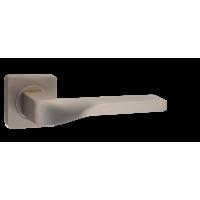 Дверная ручка Renz Эннио DH 98-02 MSN, никель супер матовый