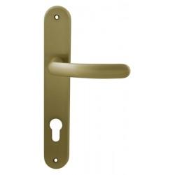 Ручка дверная M.B.C. Elba матовое золото (2 шт. в упаковке)