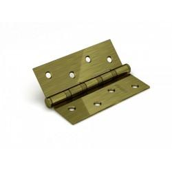 Петля универсальная FUARO 4BB/BL 100x75x2,5 WAB (мат. бронза) БЛИСТЕР