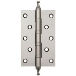 Петля универсальная ARMADILLO 500-A5 125х75х3 SN Матовый никель Box