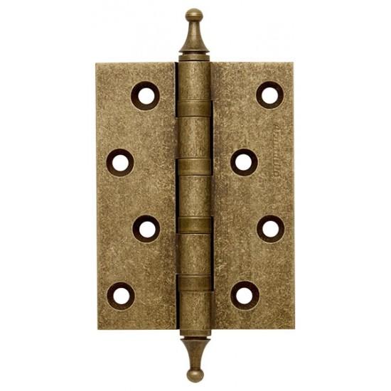 Петля универсальная ARMADILLO 500-A4 100x75x3 OB Античная бронза Box