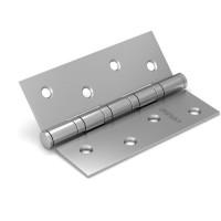 Петля универсальная FUARO 4BB 100x75x2,5 (матовый никель)