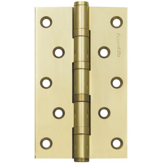 Петля универсальная ARMADILLO 500-C5 125х75х3 GP Золото Box