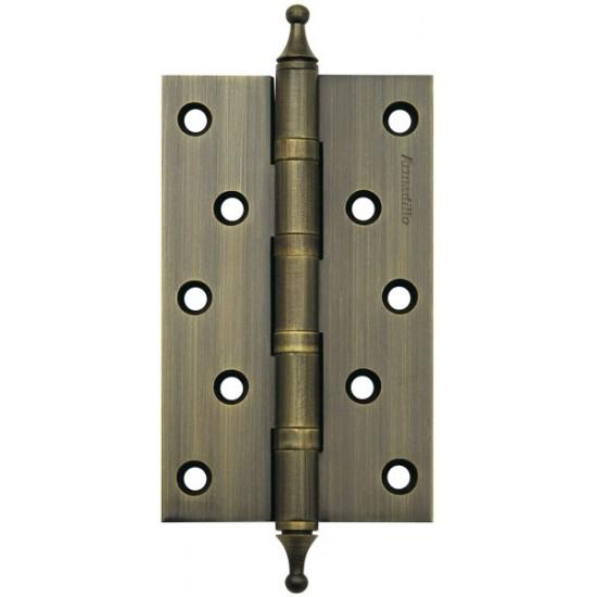 Петля универсальная ARMADILLO 500-A5 125х75х3 AB Бронза Box