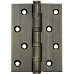 Петля универсальная ARMADILLO 500-C4 100x75x3 AB Бронза Box