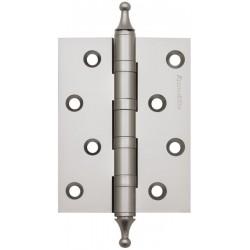 Петля универсальная ARMADILLO 500-A4 100x75x3 SN Матовый никель Box